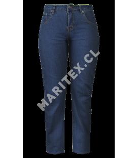 Jeans Procesado Mujer