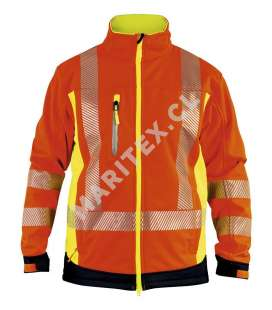 Softshell C/Stripe Mechanicall