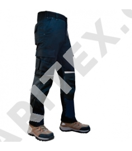 Pantalón alta resistencia ripstop spandex