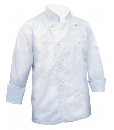 Chaqueta Chef Gabardina